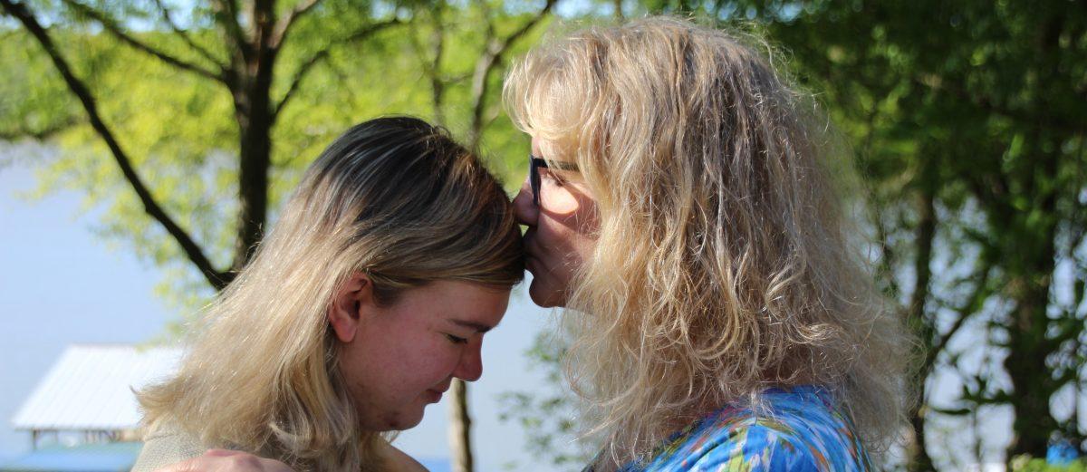 Seizure Mama and Rose